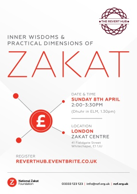 Workshop on Zakat with NZF