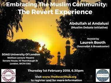 SOAS event - The Revert Experience